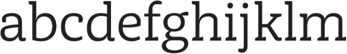 Achille II FY otf (400) Font LOWERCASE