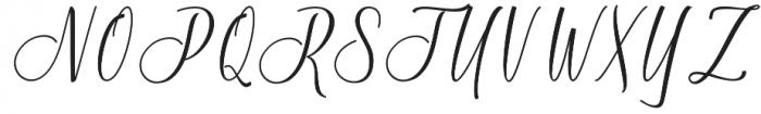 Acrobad otf (400) Font UPPERCASE
