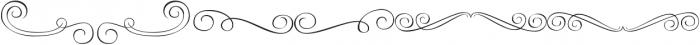 Acustica Dingbats otf (400) Font UPPERCASE