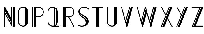 AC Mountain Font UPPERCASE