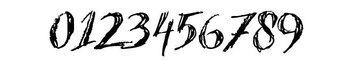 Acacia 23 Font OTHER CHARS