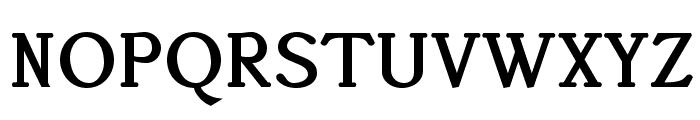 AccanthisADFStd-Bold Font UPPERCASE