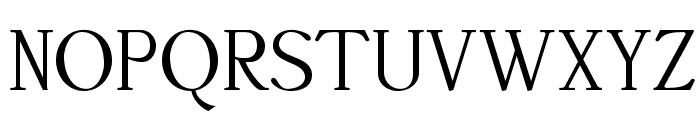 AccanthisADFStdNo2-Regular Font UPPERCASE