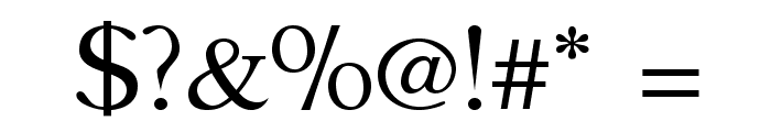 AccanthisADFStdNo3-Regular Font OTHER CHARS