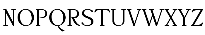 AccanthisADFStdNo3-Regular Font UPPERCASE