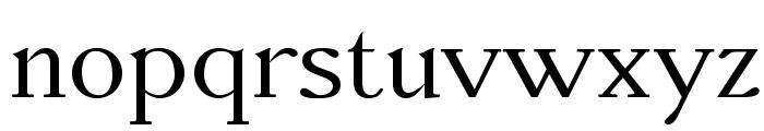 AccanthisADFStdNo3-Regular Font LOWERCASE