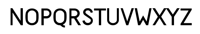 Acid-Bold Font UPPERCASE