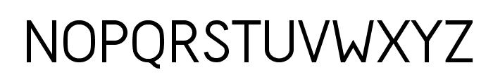 Acid-Medium Font UPPERCASE