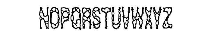 Acid Reflux [BRK] Font UPPERCASE