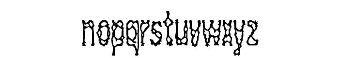 Acid Reflux [BRK] Font LOWERCASE