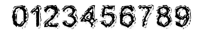 AcidDreamer Font OTHER CHARS