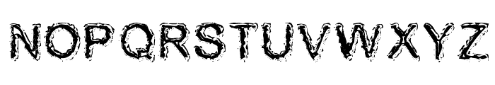 AcidDreamer Font UPPERCASE