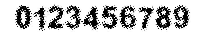 Acidic Font OTHER CHARS