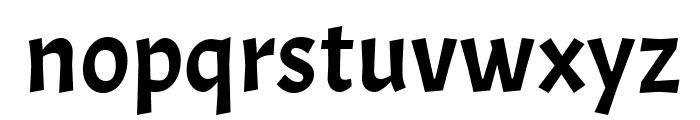 Acme Font LOWERCASE