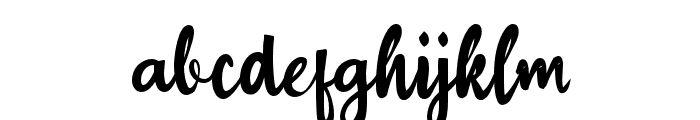 Acorn_Squash_ Font LOWERCASE