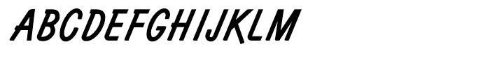 Access Medium Font LOWERCASE