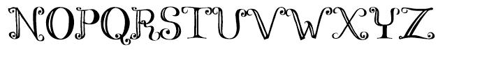 Acidpunch Regular Font UPPERCASE