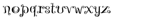 Acidpunch Regular Font LOWERCASE