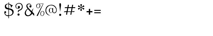 Acorn Swash Regular Font OTHER CHARS