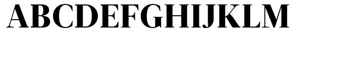 Acta Headline ExtraBold Font UPPERCASE