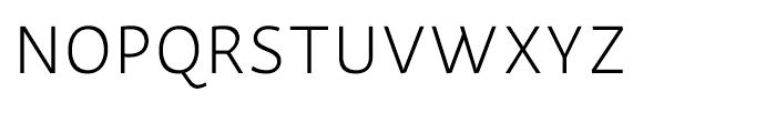 Actium Light Font UPPERCASE