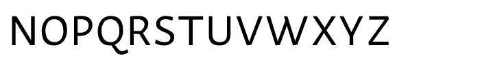 Actium Regular Font UPPERCASE