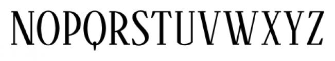 Aceserif Regular Font UPPERCASE