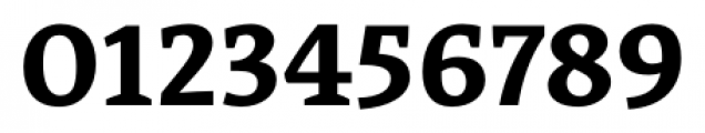 Acuta Bold Font OTHER CHARS