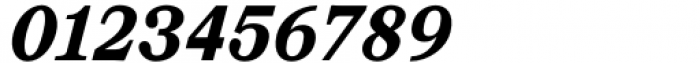 AC Honey Bee Serif Bold Italic Font OTHER CHARS