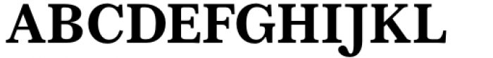 AC Honey Bee Serif Bold Font UPPERCASE