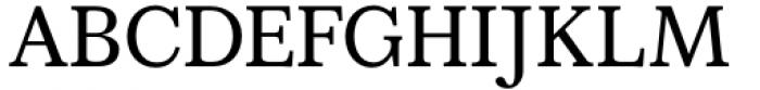 AC Honey Bee Serif Regular Font UPPERCASE