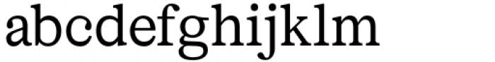 AC Honey Bee Serif Regular Font LOWERCASE