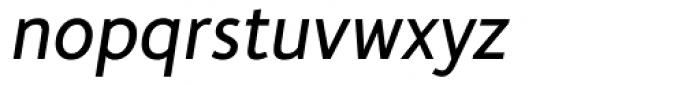 AcademiaT Italic Font LOWERCASE