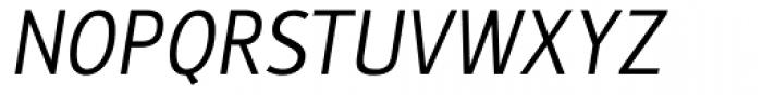 AcademiaTLight Italic Font UPPERCASE