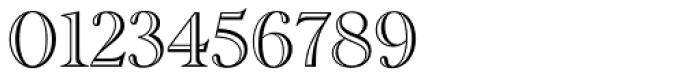 Academy Engraved Std Font OTHER CHARS