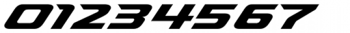 Accelerator Font OTHER CHARS