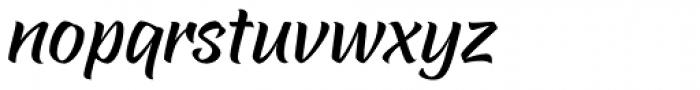 Acerola Font LOWERCASE