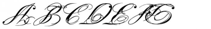 Acetone Font UPPERCASE