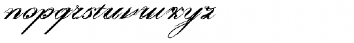 Acetone Font LOWERCASE
