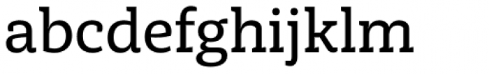 Achille II Cyr FY Medium Font LOWERCASE