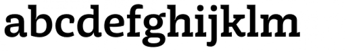 Achille II FY Bold Font LOWERCASE