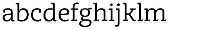 Achille II FY Regular Font LOWERCASE