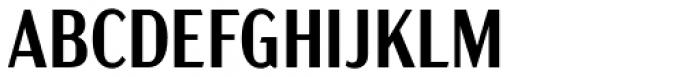 Acme Gothic Condensed Semibold Font UPPERCASE