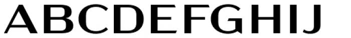 Acme Gothic Extrawide Regular Font UPPERCASE