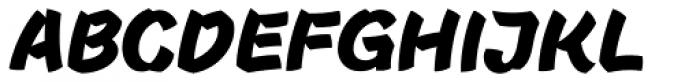 Acron Font LOWERCASE