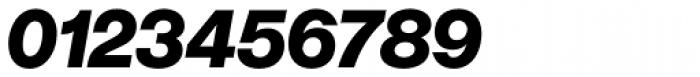 Acronym ExtraBold Italic Font OTHER CHARS