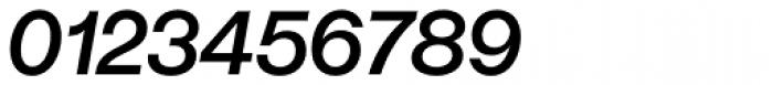 Acronym SemiBold Italic Font OTHER CHARS