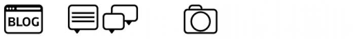 Acta Symbols Office Font OTHER CHARS