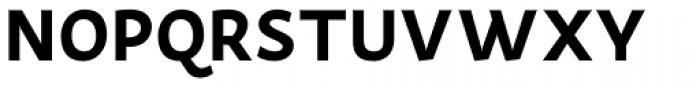 Actium Bold Font UPPERCASE