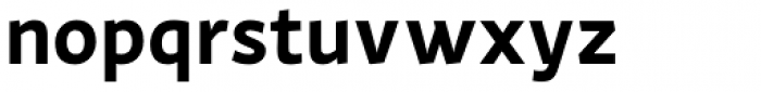 Actium Bold Font LOWERCASE